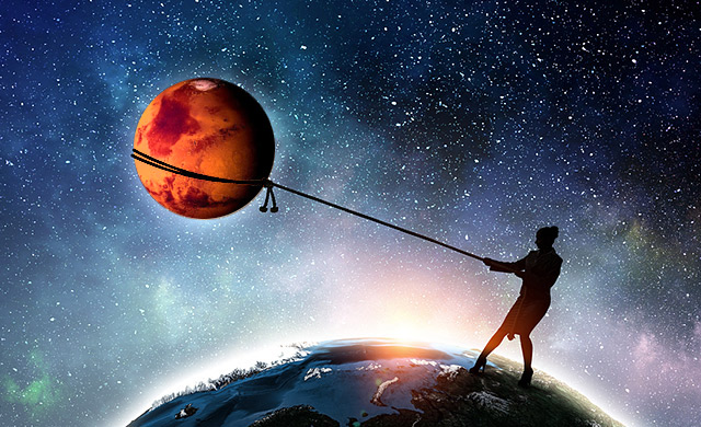 Ο Άρης στα ζώδια